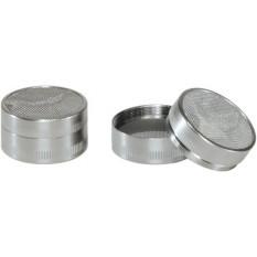 Panier avec fermeture à vis, Ø 23 mm, hauteur 13,50 mm, maillage 0.25 mm