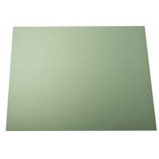 Sous-mains autocollant vert, 320 x 240 x 0,5 mm