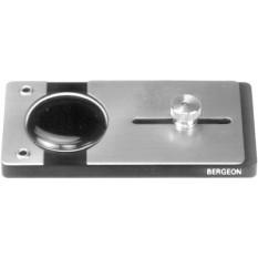 Plaque standard pour verres haut, épaisseur 1.50 mm