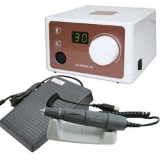 Micromoteur HI-TRONIC 55, 110 / 240V incl. pièce à main, pédale et support