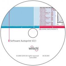 AutoPrint, logiciel PC pour transmettre les résultats demesure à un PC