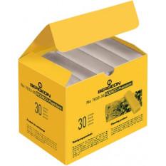 Produit de nettoyage Rodico Premium, en paquet de 30 pièces