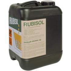 Solution de nettoyage Rubisol, 5 l