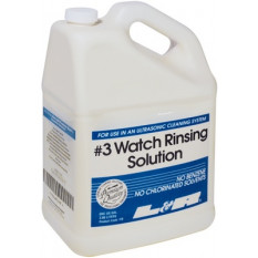 Solution de rinçage L&R #3, 1 gallon