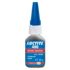 Colle Loctite 480, adhésif instantané, 20 ml