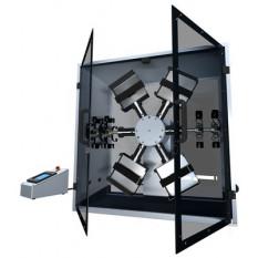 Appareil de contrôle Astuto Duotest, pour le remontage industriel des montres, 1 ou 4 rpm, 110 ou 230 V