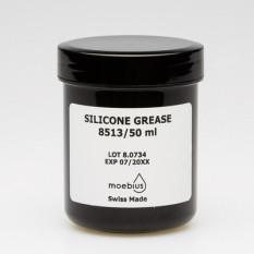 Graisse MOEBIUS Silicone 8513 pour la micromécanique, 10 ml