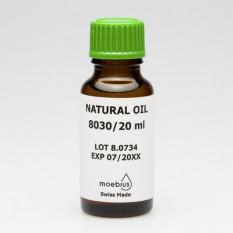 Huile MOEBIUS Classique 8030 pour la micromécanique, 20 ml