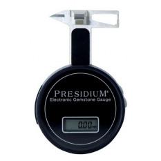 Presidium PEGG, instrument électronique à mesurer les diamants et les pierres précieuses, avec conversion de millimètres en carats
