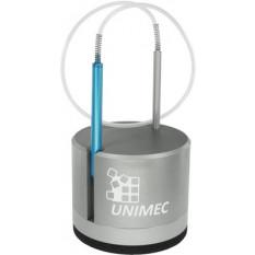Manipulateur de composants par vacuum avec set d'aspiration, électrique, 110 V, 50-60 Hz, Ø 117 mm, hauteur 200 mm, 1.4 kg