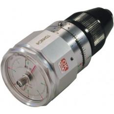 Torsiomètre à cadran pour contrôler ou mesurer le couple de serrage des tournevis dynamométriques, 0.1 à 0.9 Ncm