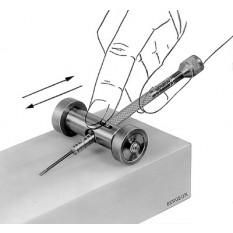Outil à aiguiser les mèches de tournevis