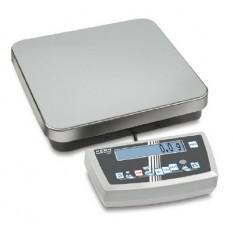 Balance industrielle auto-explicative pour charges lourdes (max. 30 kg), résolution de comptage jusqu'à 300.000 points