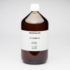 Huile MOEBIUS Microgliss C-7 pour la micromécanique, 20 ml