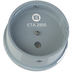 Porte-mouvement spécifique ETA 2895, calibre 11 1/2''', en aluminium anodisé