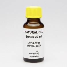 Huile MOEBIUS Classique 8040 pour la micromécanique, 20 ml