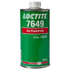 Activateur Loctite 7649, préparation de surface, à base de solvant, polymérisation à basse température, 500 ml
