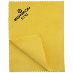 Chiffon imprégné en pur coton, pour le polissage de l'or, de l'étain, etc., dimensions 300 x 190 mm