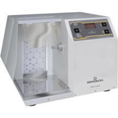 Polisseuse avec variateur électronique avec porte-meule, filtre, tube néon et clé à fourche, pour gaucher, de 0 à 3'600 rpm, 220 V