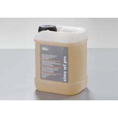 Solution de nettoyage Elma WF Pro, sans eau spéciale pour le nettoyage de mouvements et de pièces mécaniques de précision dans tous les appareils de nettoyage pour montres avec ou sans ultrasons, 10 l