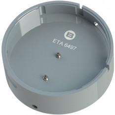 Porte-mouvement spécifique ETA 6497 Unitas, calibre 16 1/2''', en aluminium anodisé