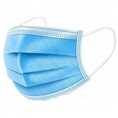 Disposable surgical mask, pack of 50 pieces