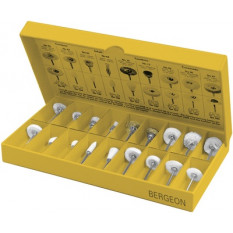 ASST. OF 18 SMALL BRUSHES
